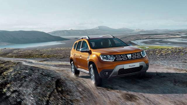 All-New Duster | Dacia Cars | Dacia UK (47449)