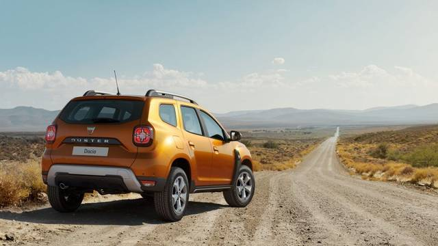 All-New Duster | Dacia Cars | Dacia UK (47450)