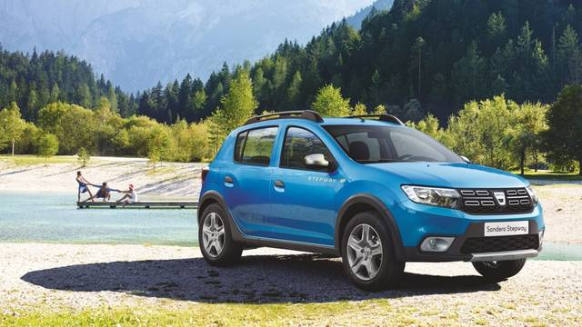 Sandero Stepway | Dacia Cars | Dacia UK (47451)