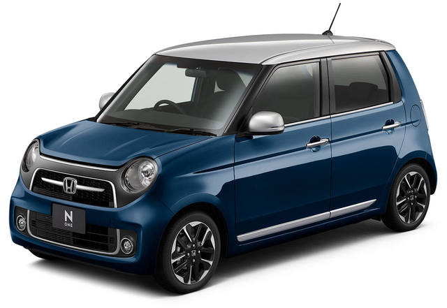 N-ONE|タイプ・価格|N-ONE|Honda (47547)