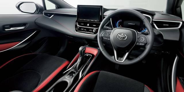 トヨタ カローラ スポーツ   デザイン・スタイル   トヨタ自動車WEBサイト (47870)