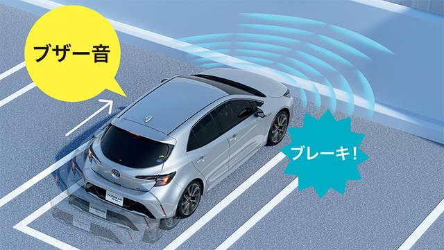 トヨタ カローラ スポーツ   安全性能   トヨタ自動車WEBサイト (47906)