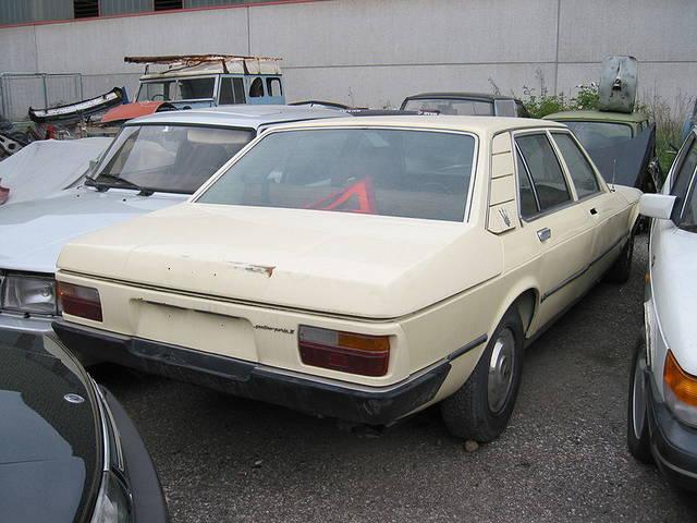 クアトロポルテ 2代目モデル(1974年〜1978年)