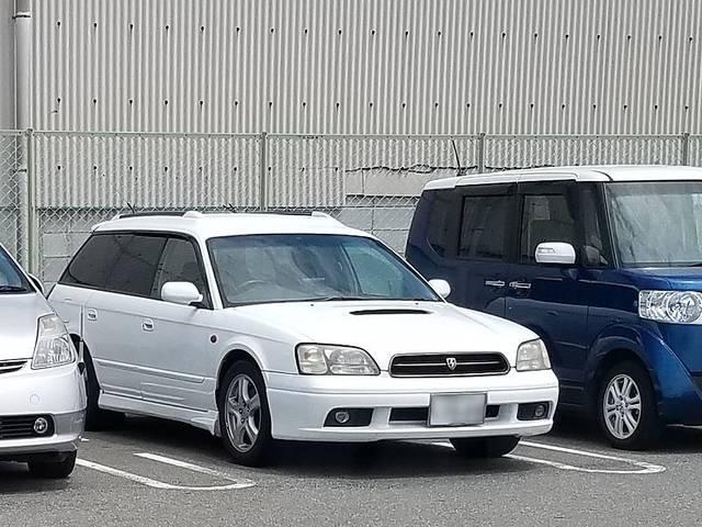 レガシィB4 3代目モデル(1998年〜2003年)