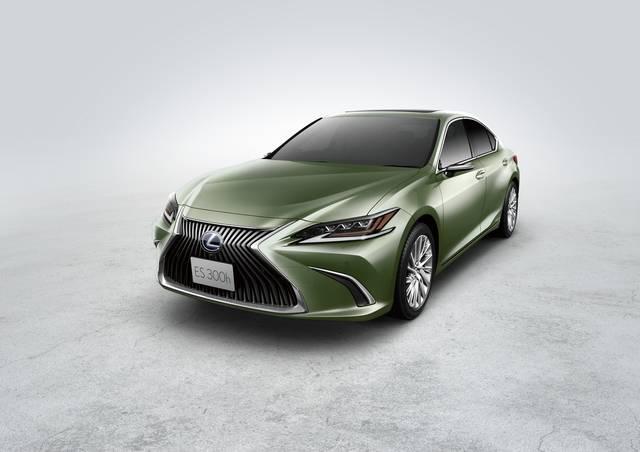 LEXUS、新型「ES」を発売 | LEXUS | トヨタグローバルニュースルーム (48625)