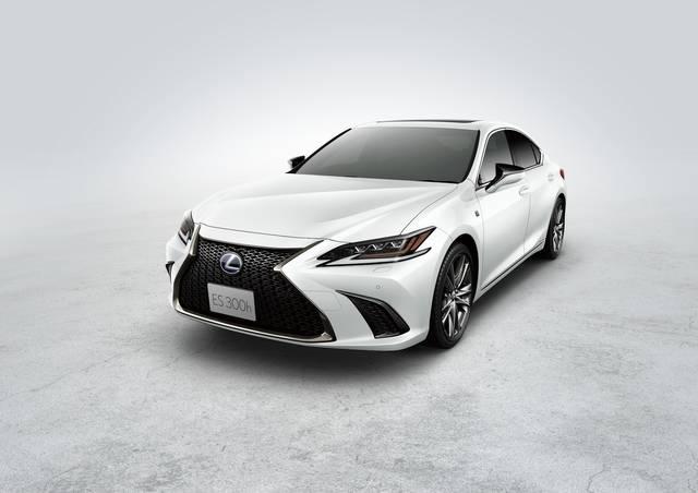 LEXUS、新型「ES」を発売 | LEXUS | トヨタグローバルニュースルーム (48633)