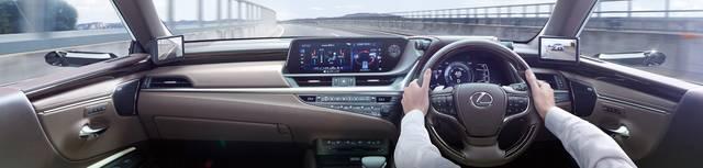 LEXUS、新型「ES」を発売 | LEXUS | トヨタグローバルニュースルーム (48636)