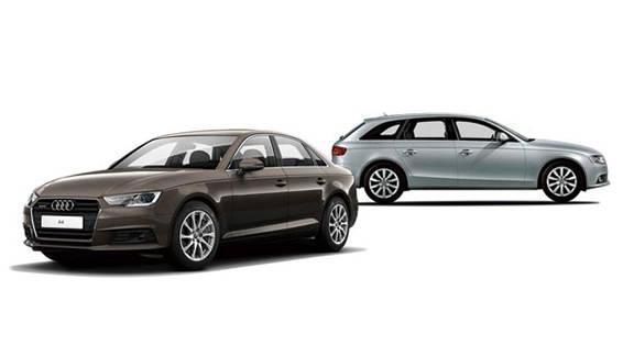 Audi A4 > A4 > アウディジャパン (48786)