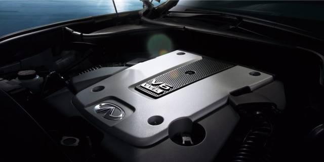 VQ37VHRエンジン & VVEL