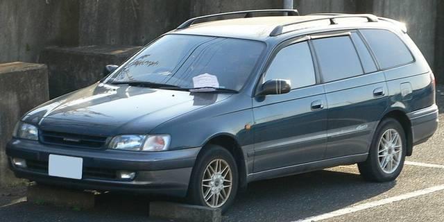 カルディナ 初代モデル(1992年〜2002年)