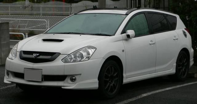 カルディナ 3代目モデル (GT-FOUR)