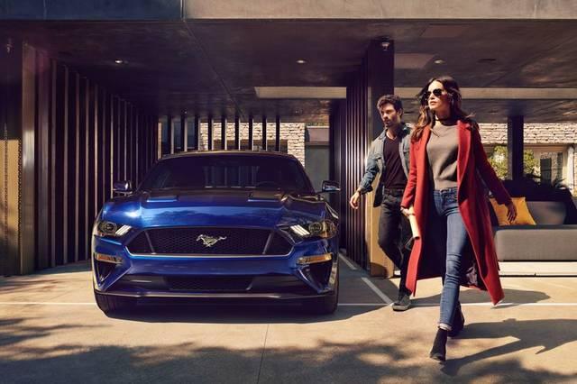 新車カタログ - フォード マスタング 2019 | キャルウイング | 輸入車販売店 (49140)