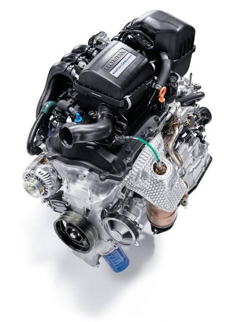高性能DOHCエンジン