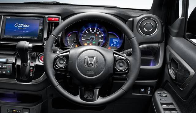 走行性能|性能・安全|N-WGN|Honda (49177)