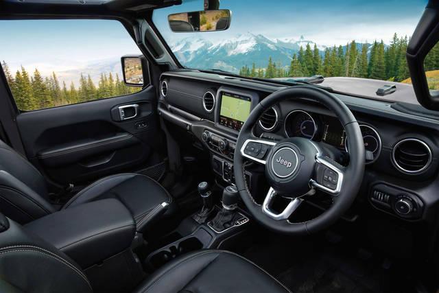 新型「Jeep® Wrangler(ラングラー)」を発表 | FCAジャパン株式会社 (49312)