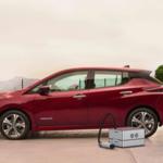 電気自動車用のポータブル充電池スタートアップが、アメリカで注目