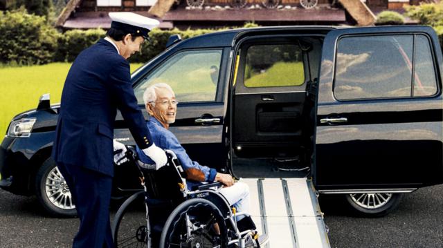 トヨタ ジャパンタクシー | トヨタ自動車WEBサイト (49479)