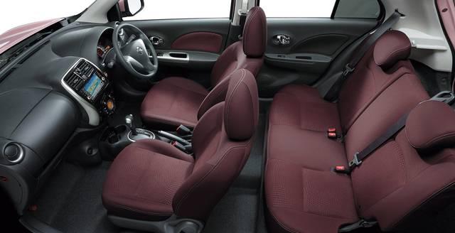 日産:マーチ [ MARCH ] コンパクトカー | 外観・内装 (49510)