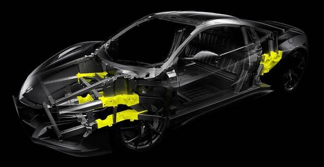 衝突安全性能|性能・安全|NSX|Honda (49647)
