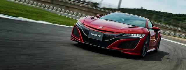 走行性能|性能・安全|NSX|Honda (49649)