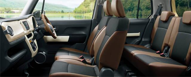スズキ、軽乗用車ハスラーに特別仕様車「Wanderer(ワンダラー)」を設定して発売 (50018)
