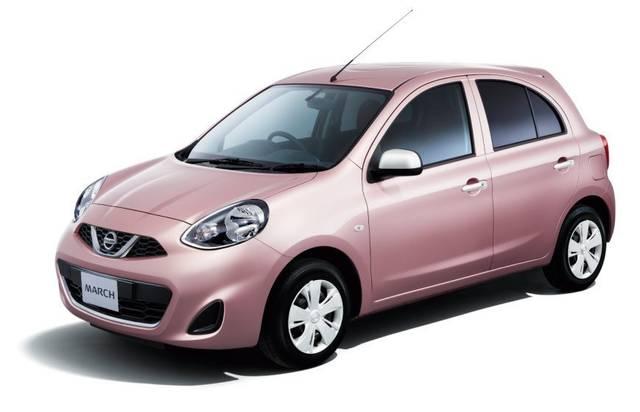 日産:マーチ [ MARCH ] コンパクトカー | 外観・内装 (50421)
