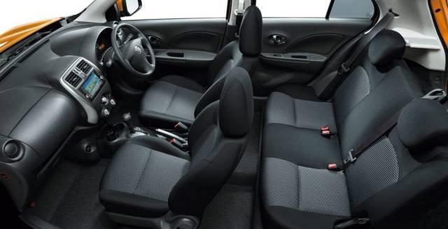 日産:マーチ [ MARCH ] コンパクトカー | 外観・内装 (50430)
