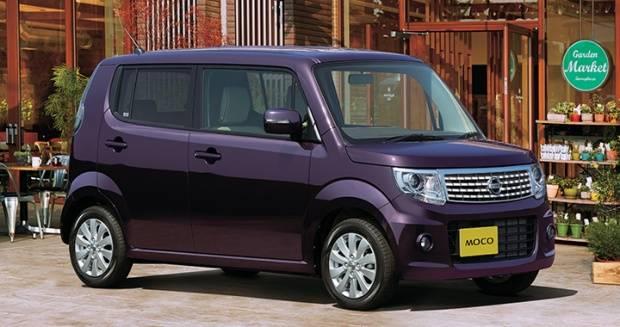 日産:モコ [ MOCO ] 軽自動車 | エクステリア (50484)