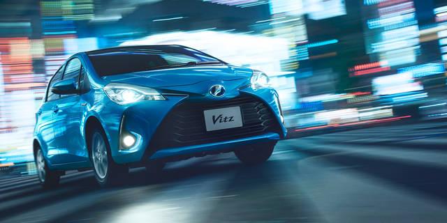 トヨタ ヴィッツ | 外観 | トヨタ自動車WEBサイト (50701)