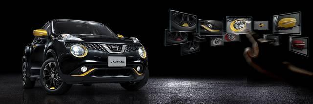 日産:ジューク [ JUKE ] コンパクトカー Webカタログ トップ (50783)