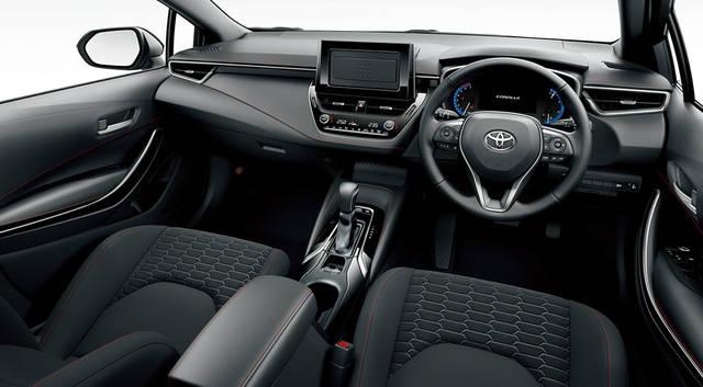 トヨタ カローラ スポーツ | デザイン・スタイル | トヨタ自動車WEBサイト (50959)