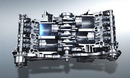 2.5L 直噴エンジン搭載モデル : ドライビング | 新型フォレスター | SUBARU (51030)