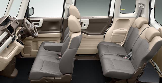室内空間|インテリア|N-BOX|Honda (51059)