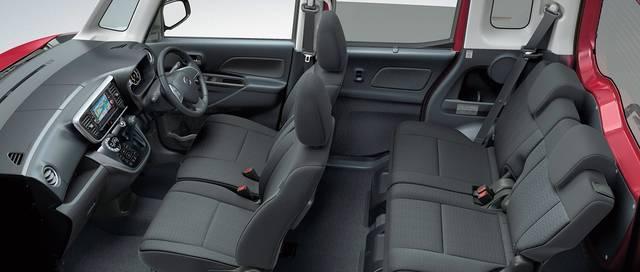 日産:デイズ ルークス [ DAYZ ROOX ] 軽自動車 | 外観・内装 (51078)