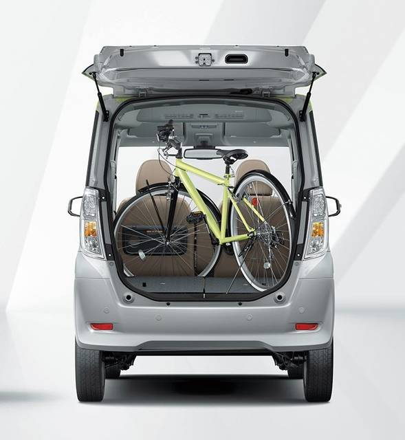 日産:デイズ ルークス [ DAYZ ROOX ] 軽自動車 | 機能・快適性 (51079)