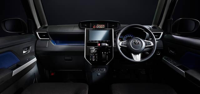 トヨタ タンク | 室内 | トヨタ自動車WEBサイト (51354)
