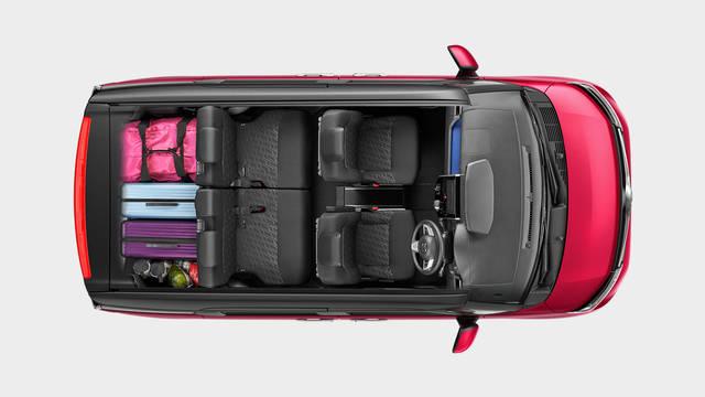 トヨタ タンク | 室内 | スペース | トヨタ自動車WEBサイト (51358)