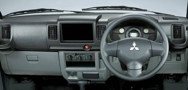 外観 / 内装 | MINICAB-MiEV | 商用車 | カーラインアップ | MITSUBISHI MOTORS JAPAN (51399)