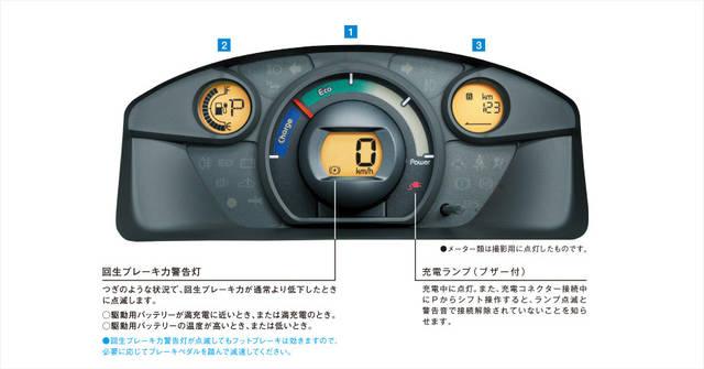 走行性能 | MINICAB-MiEV | 商用車 | カーラインアップ | MITSUBISHI MOTORS JAPAN (51402)