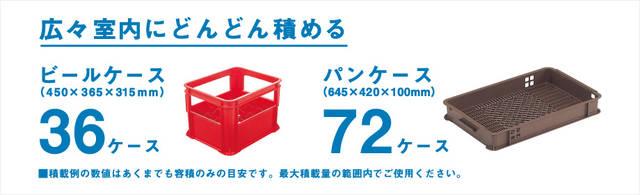 積載性 | MINICAB-MiEV | 商用車 | カーラインアップ | MITSUBISHI MOTORS JAPAN (51406)