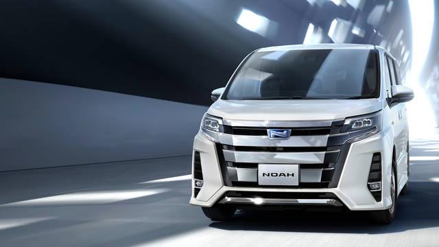 トヨタ ノア | 走行性能 | トヨタ自動車WEBサイト (51615)