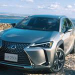 レクサスより新型SUV「レクサス UX」が登場!