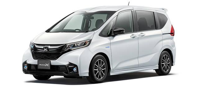 ハイブリッド車|タイプ・価格|フリード|Honda (51785)