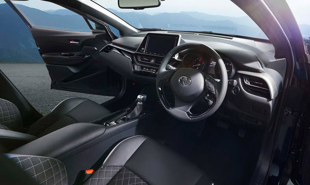 TOYOTA、C-HRに特別仕様車を設定 | TOYOTA | トヨタグローバルニュースルーム (51877)