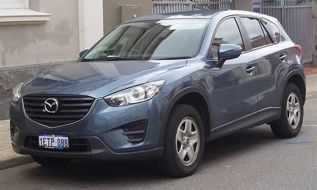 CX-5 初代モデル(2012年〜2016年)