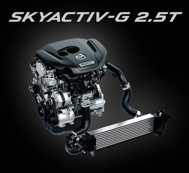 SKYACTIV-G 2.5T