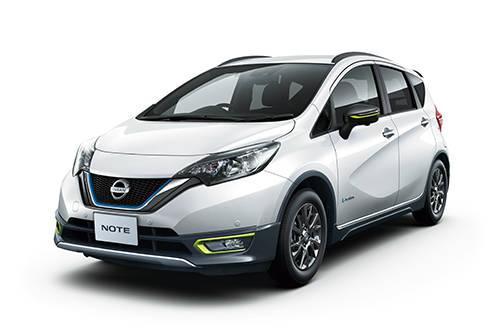 「ノート」に特別仕様車「ノート C-Gear Limited」を追加 - 日産自動車ニュースルーム (52332)