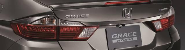 Honda Media Website|4輪製品リリース画像 -  『「GRACE」に特別仕様車「BLACK STYLE」を設定し発売』 (52409)