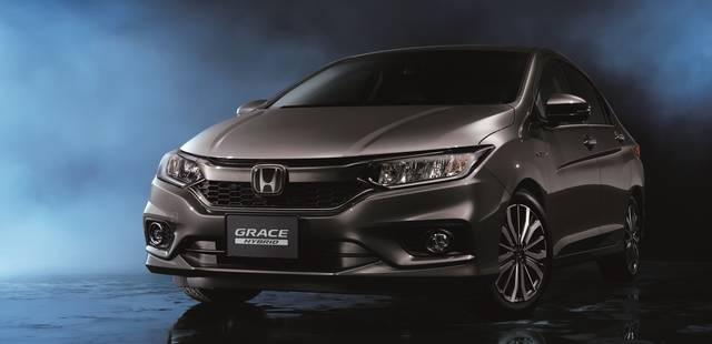 Honda Media Website|4輪製品リリース画像 -  『「GRACE」に特別仕様車「BLACK STYLE」を設定し発売』 (52425)