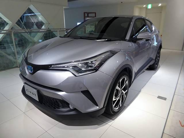トヨタ・C-HR - Wikipedia (52650)